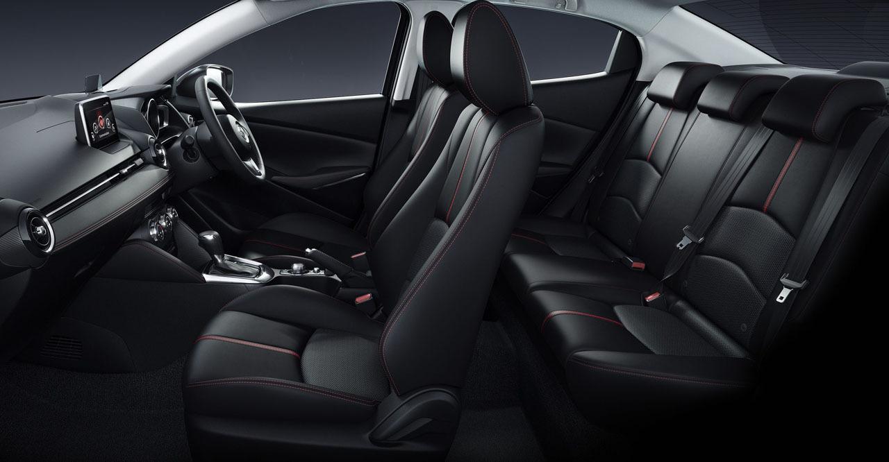 Foto de Mazda 2 Sedan (14/14)