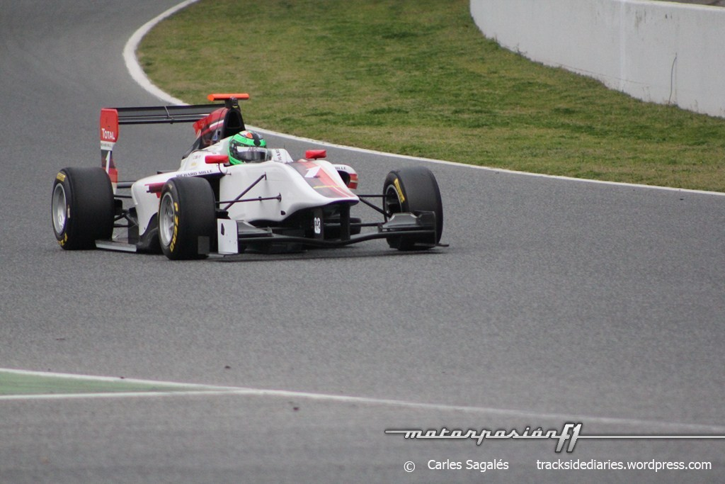 Foto de GP3 Barcelona Pretemporada 2013 (8/170)