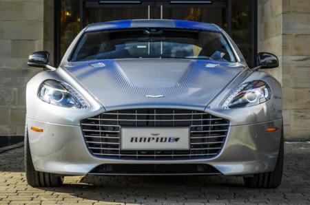 Aston Martin hace equipo con Future Faraday para competir con Tesla