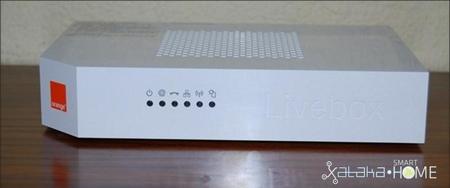 Livebox frontal