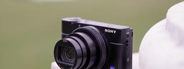 """Sony RX100 VII, toda la información y toma de contacto y muestras de la compacta de referencia con sensor de 1"""""""