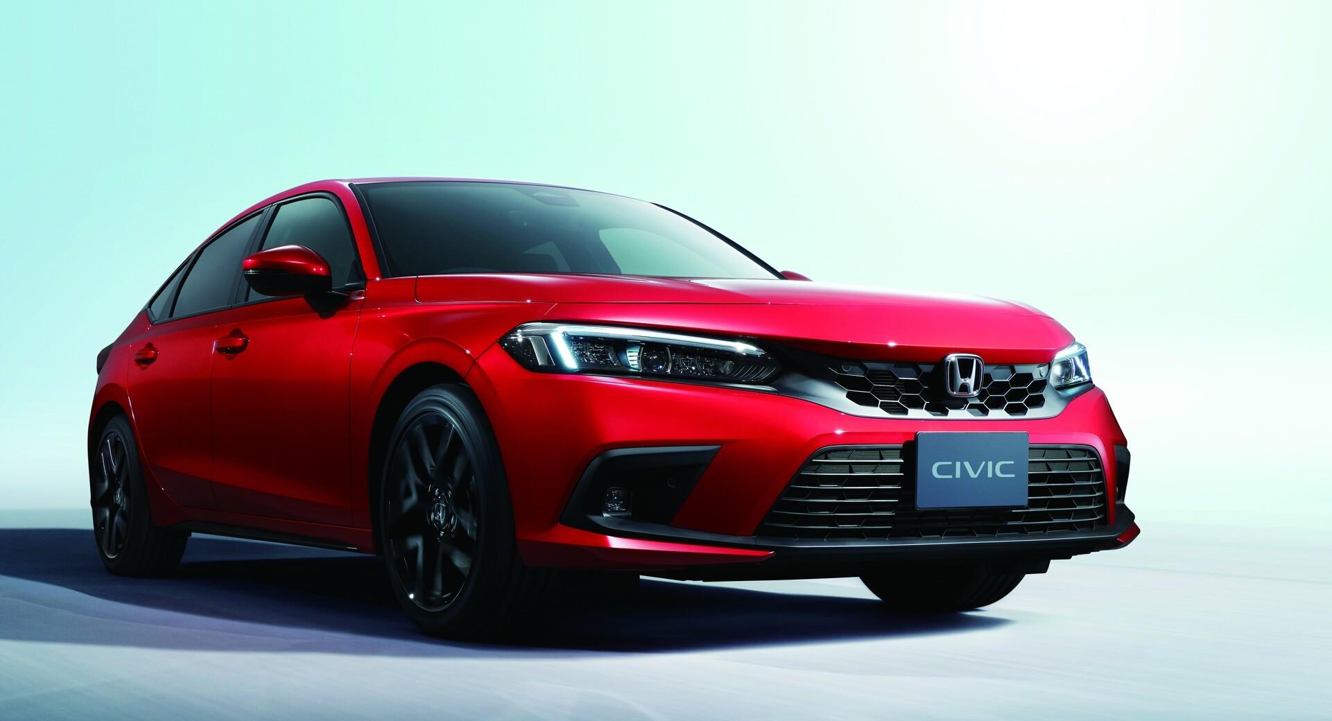 Foto de Honda Civic Hatchback 2022 (12/18)