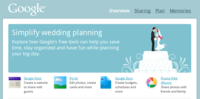 Google Weddings: Google se autoinvita a tu boda