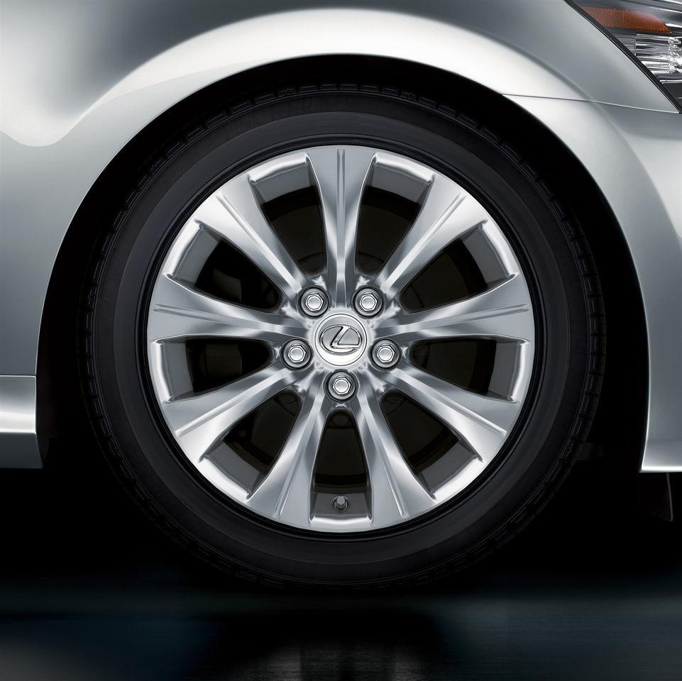 Foto de Lexus GS 450h (2012) (62/62)