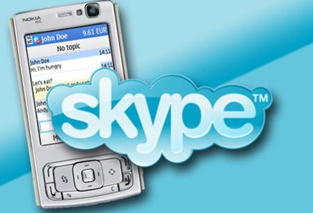 Skype en tu móvil