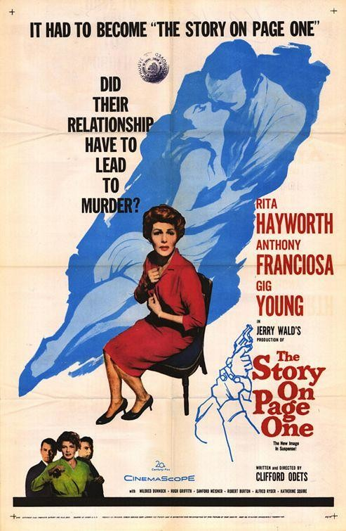 Thestoryonpageonegriffith