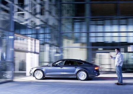Audi Garage Parking Pilot