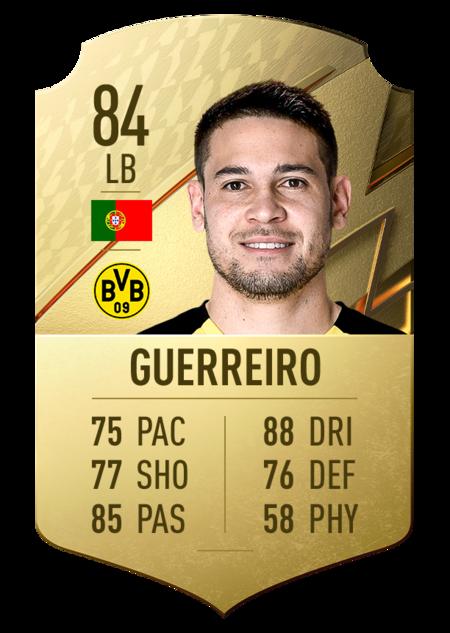 Guerreiro FIFA 22