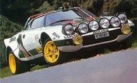 El Lancia Stratos, imagen del cartel de Auto Retro 2006