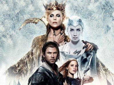 'Las crónicas de Blancanieves: El cazador y la reina del hielo', aún peor
