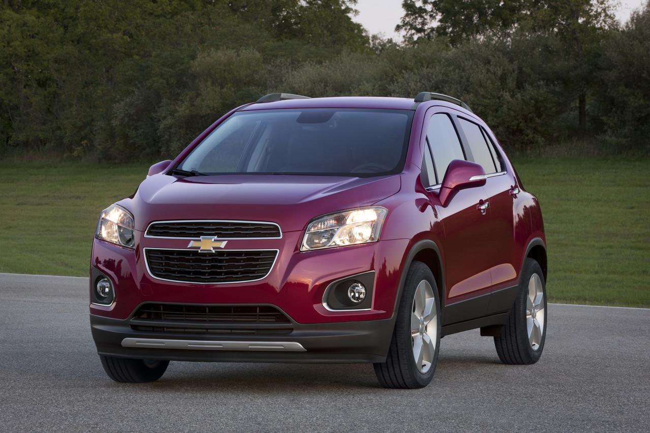 Foto de Chevrolet Trax 2013 (11/18)