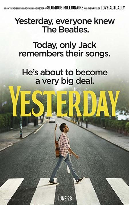 Yesterday-Poster