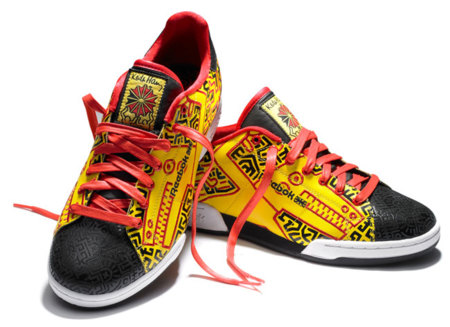 Reebok Keith Haring 2