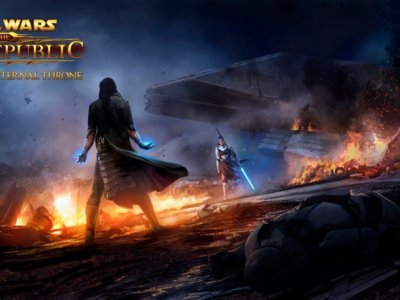 No te pierdas el épico tráiler de Star Wars The Old Republic: Knights of the Eternal Throne
