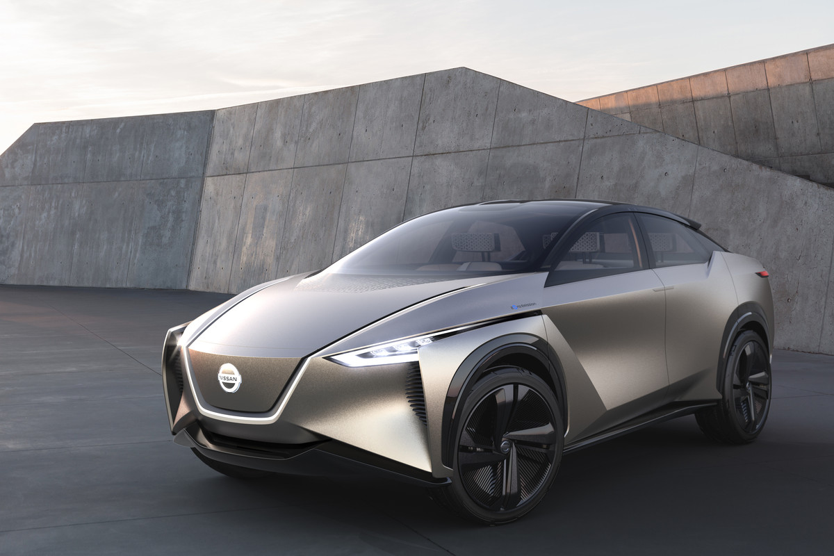 Foto de Nissan IMx Kuro concept (1/10)