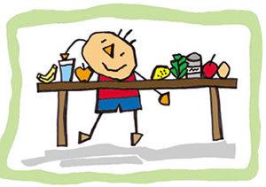 Un estudio confirma que los hábitos familiares en la niñez producen trastornos alimentarios más adelante