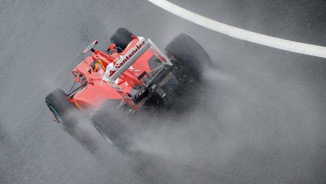 Fernando Alonso Silverstone