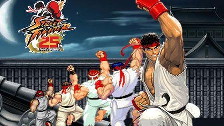 Capcom rinde un merecido tributo a Ryu por su 25 aniversario... y al de la saga de lucha 'Street Fighter', como es lógico