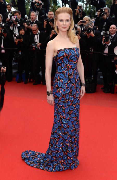 Nicole Kidman cannes 2013 look