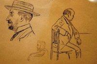 Miguel de Unamuno, dibujante