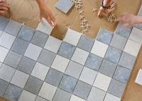 Original y versátil colección de azulejos de Inga Sempé para Mutina