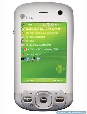 HTC P3600, el anteriormente conocido como Trinity