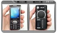 El teléfono móvil que es radio