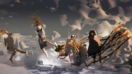 El MoMA de Nueva York exhibe Emissary Forks At Perfection, un videojuego que se juega a sí mismo en Twitch