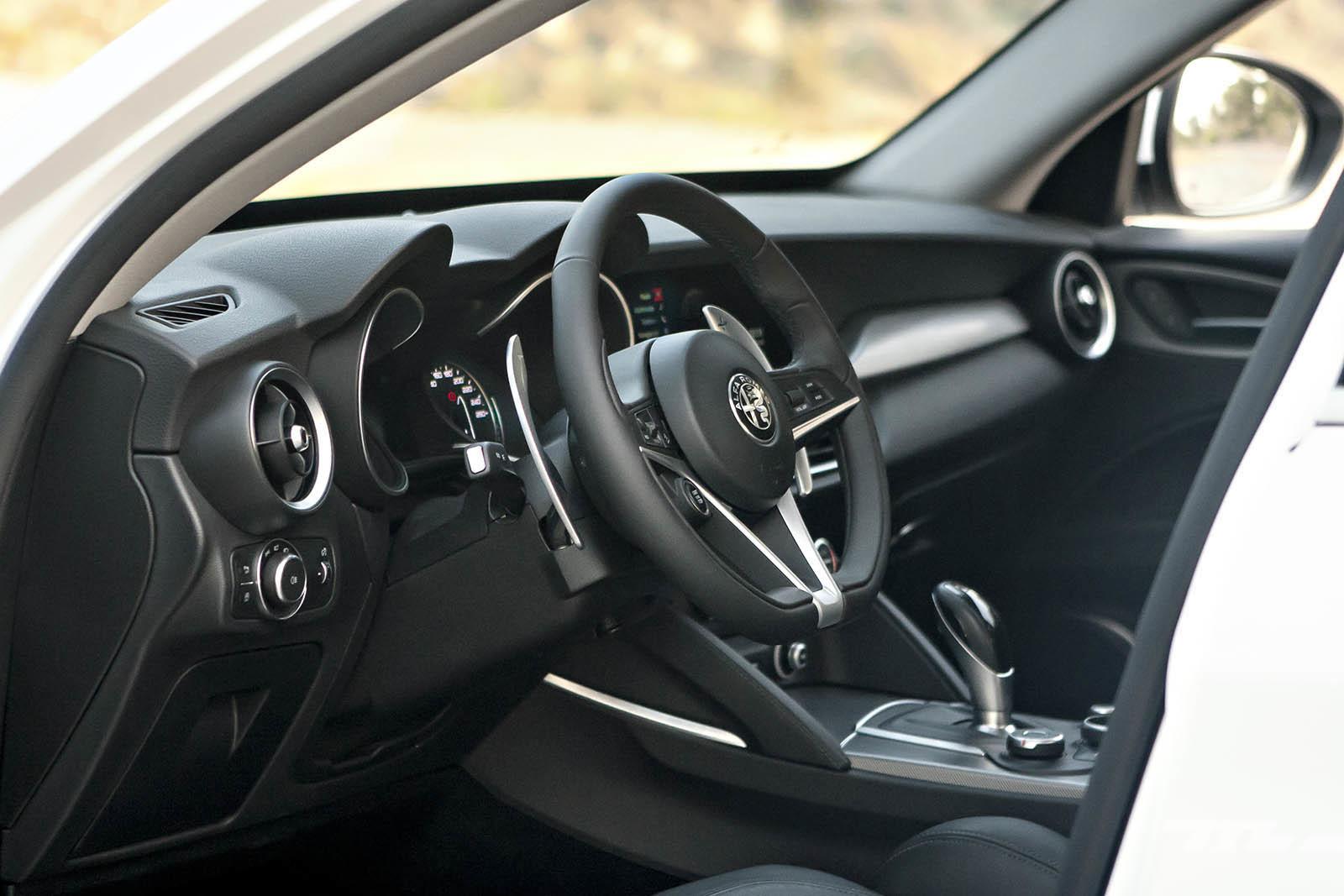 Foto de Prueba Alfa Romeo Stelvio Speciale 280 CV (21/36)
