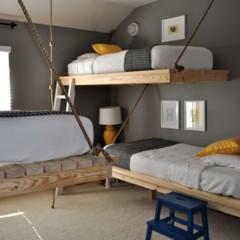 Foto 5 de 5 de la galería hazlo-tu-mismo-unas-camas-colgantes-para-ninos en Decoesfera