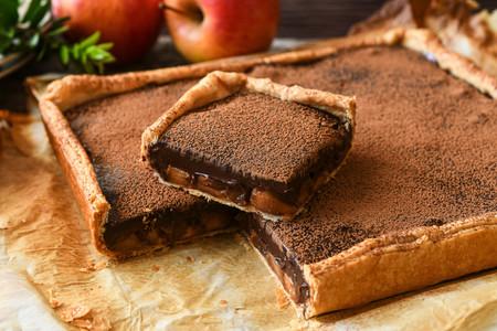 Tarta De Manzana Y Chocolate Postrefuerzo Sinpack2