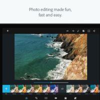 Photoshop Express 3 para Android, ahora con Creative Cloud y renovación completa de su interfaz