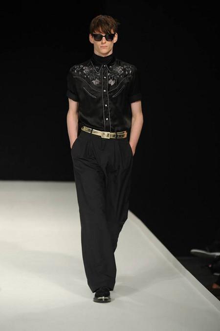 Topman ss 2014 black style