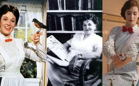 Mary Poppins frente al sueño de Disney: cómo la niñera de P.L. Travers se ha transformado de los libros a las películas