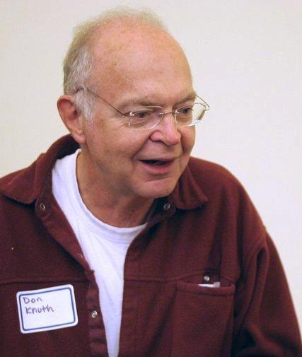 Incredible but true: Donald Knuth entrevistado en la prensa generalista