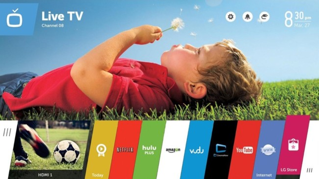 Los Smart TV han perdido la batalla de las aplicaciones pero no es el fin
