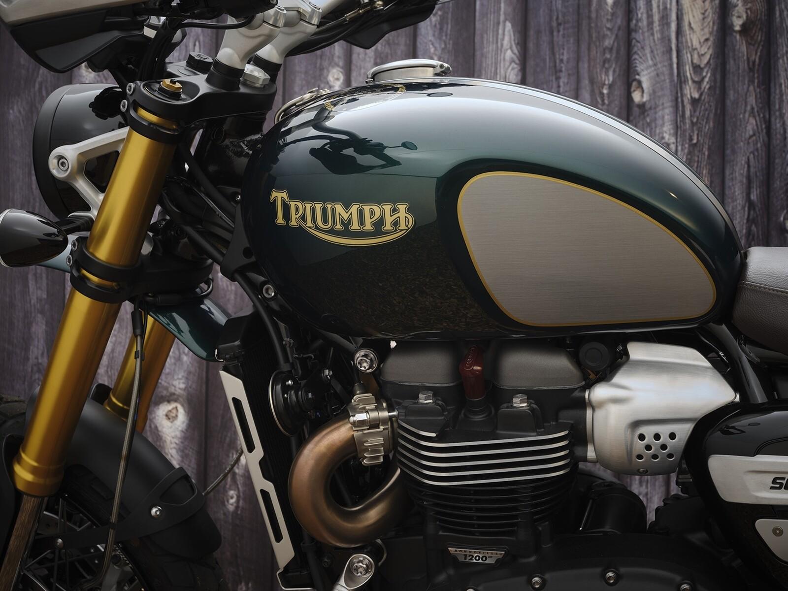 Foto de Triumph Scrambler 1200 2021 (62/69)