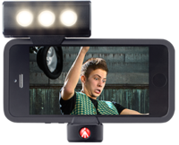 KLYP+ la solución de Manfrotto para sacar fotografías con tu iPhone