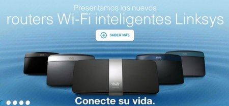 EA Series, los nuevos routers inteligentes de Cisco