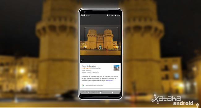 Google Lens tras un mes de uso: el futuro de las búsquedas es éste, pero aún queda mucho para llegar a él