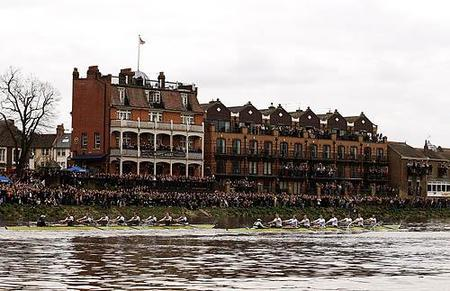 Cambridge vs Oxford 2010