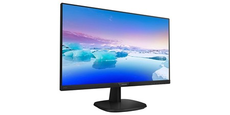 Si se te queda pequeño el monitor de tu portátil, el Philips 243V7QDSB/00 puede ser tu pantalla externa por sólo 99,99 euros en PcComponentes