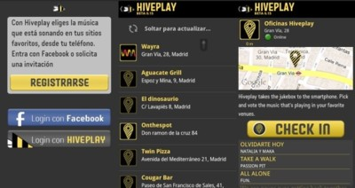 HivePlay, decide la música que suena en tu local
