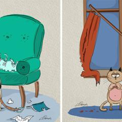 Foto 5 de 6 de la galería gatos-vs-perros en Trendencias Lifestyle