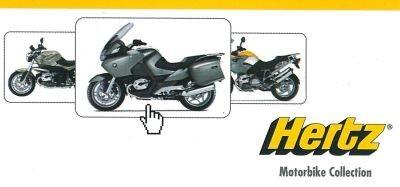 Hertz ya alquila motos en España