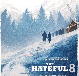 'The Hateful 8' de Tarantino: nuevo cartel, música de Ennio Morricone y vídeo de la Comic-Con