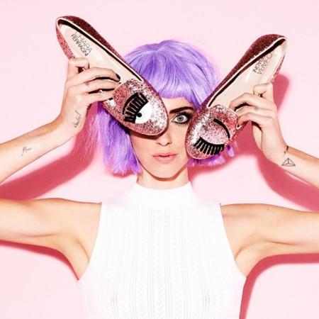 Zapatos Metalicos Tendencia Verano 2015 4