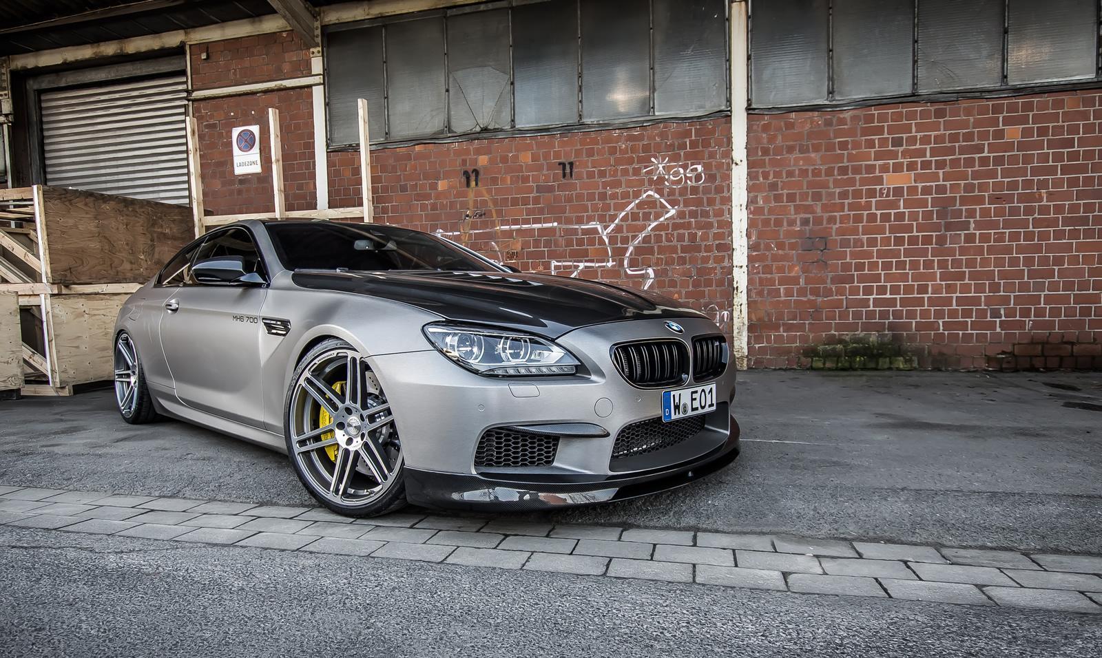 Foto de Manhart Racing BMW M6 Coupé MH6 (6/10)