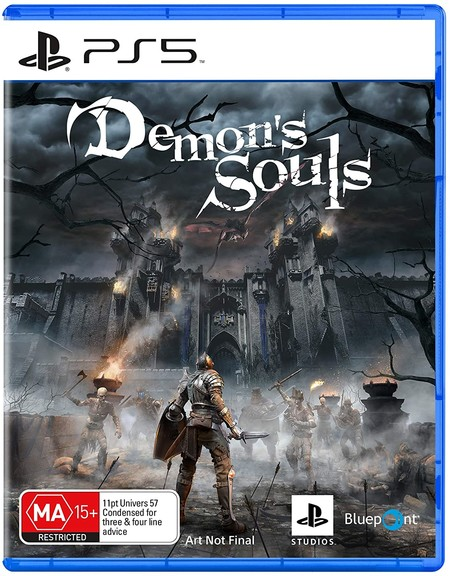 Demon S Souls Ps5 Box
