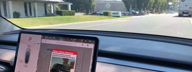 Un consultor de ciberseguridad modifica su coche Tesla para transformarlo en un sistema de vigilancia rodante